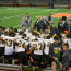 Hamilton gathers after their win last week over Holland.  The boys look to go 5-0 next week at Hastings.