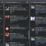 Arranging Hamilton tweets onto a Tweetdeck is something easy to do and convenient said Info Tech teacher Mr. Andy Losik.